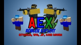 Roblox Exploit: [TRIAL] [PATCHED] | OP! | Aex | BTOOLS, FF, WS, JPOWER, AND MORE