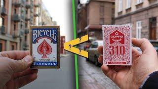 REALNE ZAGROŻENIE DLA BICYCLE | Karty Copag 310