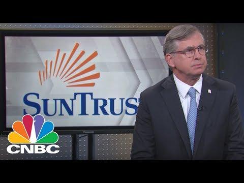 SunTrust Banks CEO: Depositing Gains? | Mad Money | CNBC