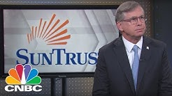 SunTrust Banks CEO: Depositing Gains? | Mad Money | CNBC