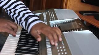 Sound of silence - Yamaha Psr S910