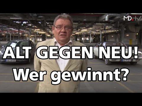 """MD.VORLESUNG - Generationen im Automobilbau: Opel Admiral V8 und der aktuelle Opel Corsa"""""""