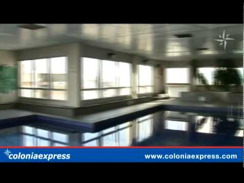 Colonia Express - Hotel Holiday Inn en Montevideo