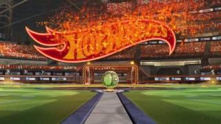 Rocket League — трейлер автомобилей Hot Wheels