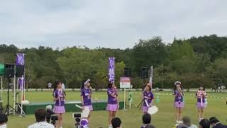 20/09/23 SPL∞ASH サンフレッチェ応援イベント in 国営備北丘陵公園②.