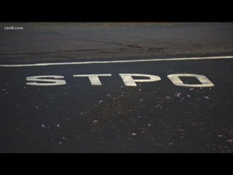 Justin - California Town Corrects Misspelled Stop Sign