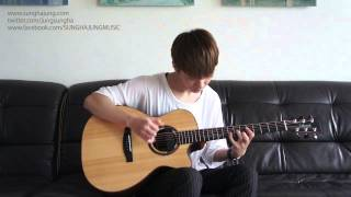 (Wiz Khalifa) See You Again - Sungha Jung
