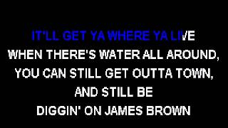 TOWER OF POWER - DIGGIN ON JAMES BROWN Karaoke