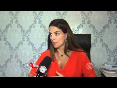 Delegada Mariana fala sobre homem baleado
