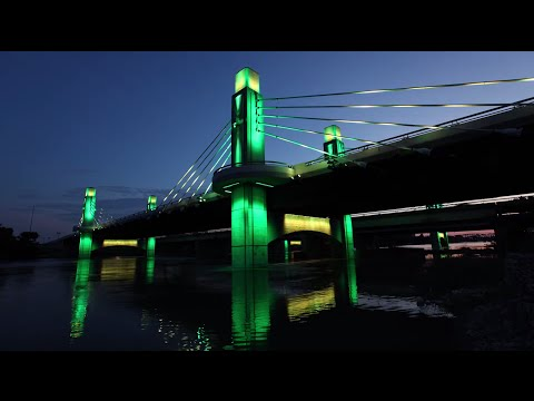Baylor And Waco Light Up The Night