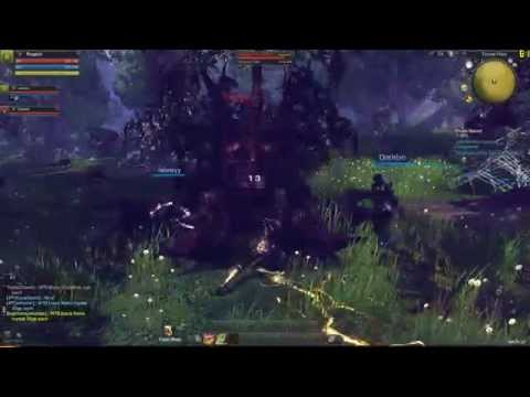 Raiderz Gameplay PC Ultra