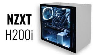 NZXT H200i - An iTX case with real options?