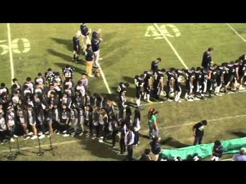 Delano High School Homecoming and Band Field Show 09-18-15