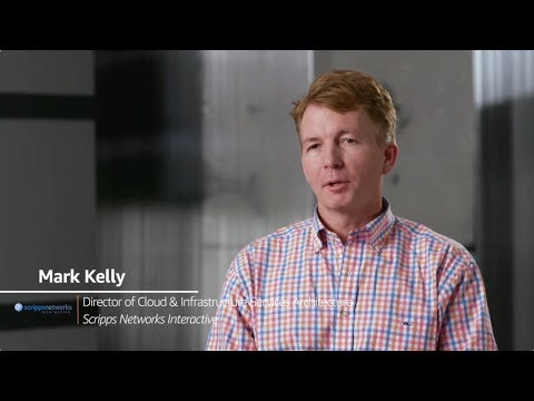 How Scripps Networks Interactive Moved Their Content Creation to the Cloud