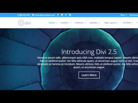 Divi Theme Tutorial: Build a Website From Scratch With No Coding