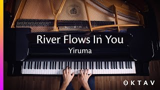 Yiruma - River Flows In You (Piano)