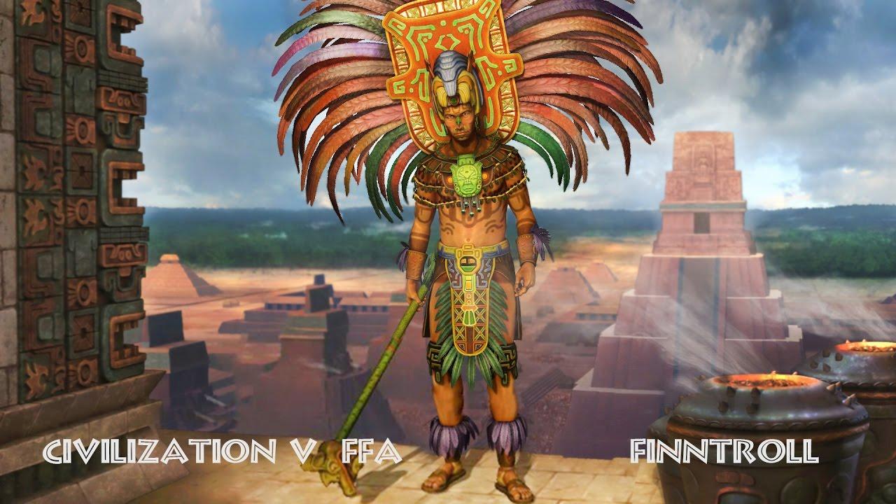 Видео цивилизация 5 по сети часть 1
