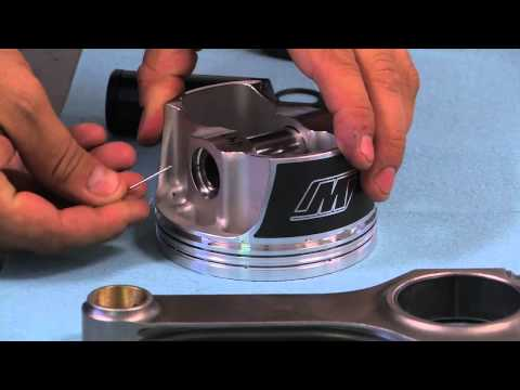 A Better Way to Install Rods on Pistons