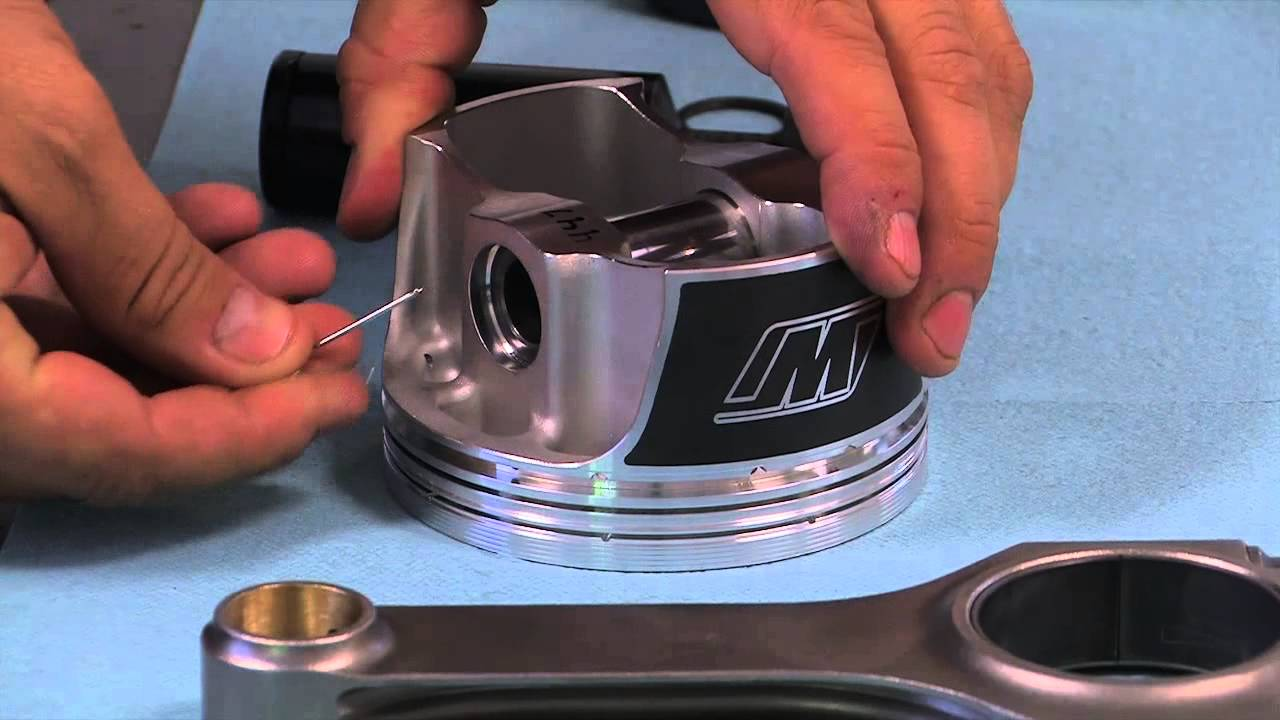 A Better Way To Install Rods On Pistons Youtube Wiring Diagram For Opel Astra 1997