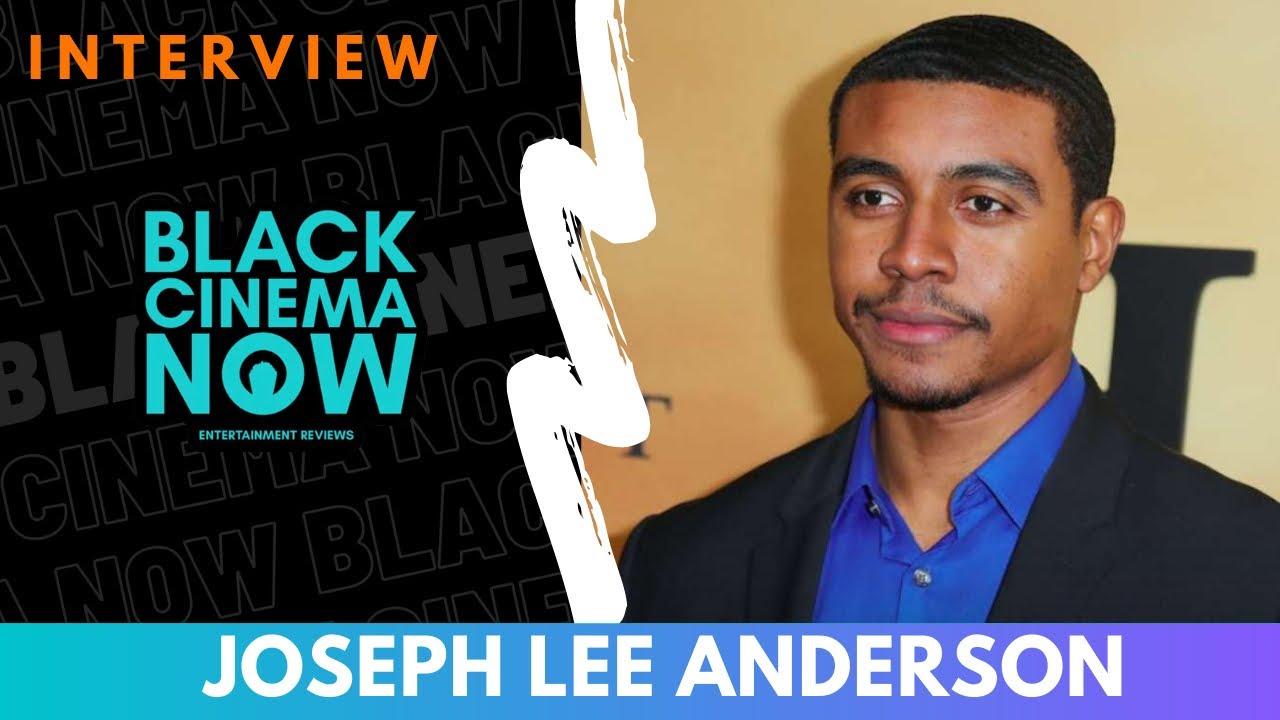 Joseph Lee Anderson Talks NBC's 'Young Rock' Series