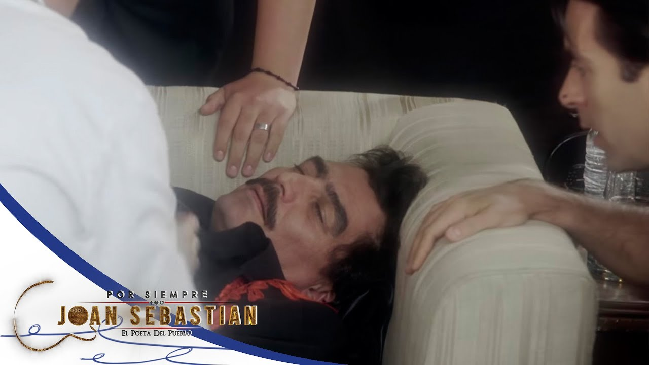 Manuel Cae En Coma Por Siempre Joan Sebastian YouTube