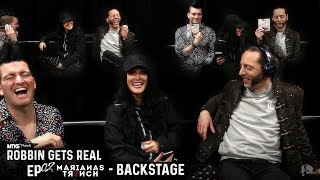 Robbin Gets Real Ep 02 - Marianas Trench Backstage