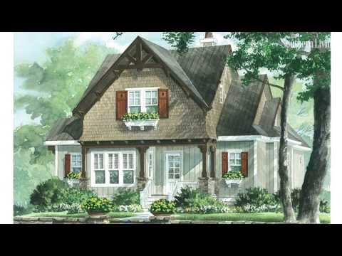10 Small House Plans   Southern Living