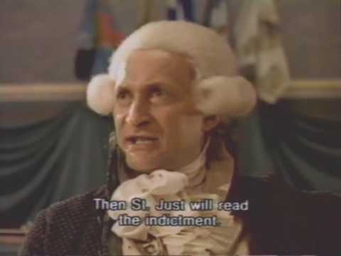 Robespierre's Speech