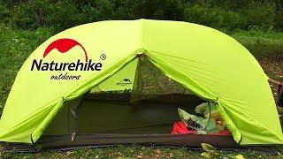 видео Naturehike CloudUp2 - обзор туристической палатки с Алиэкспресс