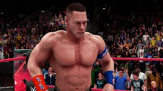 WWE 2K18 | PC Gameplay | 1080p HD | Max Settings