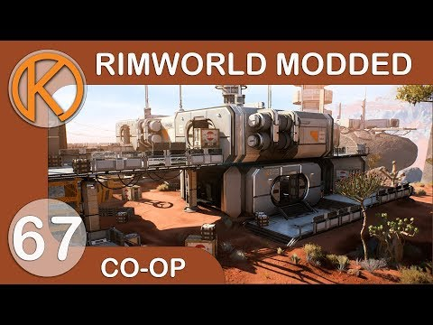 RimWorld 1.0 Multiplayer | FABRICATE THAT MATTER - Ep. 67 | Let's Play RimWorld Gameplay