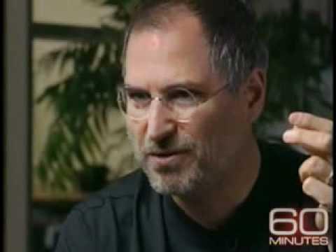 Steve Jobs On 60 Minutes
