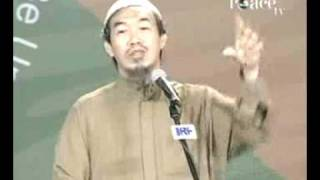 Hussein Ye explaining marriage in Islam [text Indonesia]