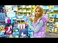 Магазин необычной канцелярии Шоппинг Barvina Vlog