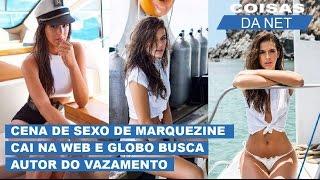 Cena de sexo de Marquezine cai na web e Globo busca autor do vazamento
