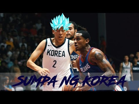 Talo na naman tayo Philippines vs South Korea Asian Games 2018