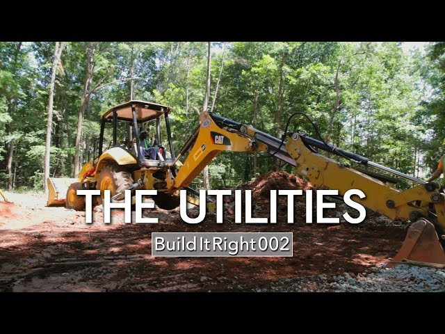 Installing the Utilities | #BuildItRight 002