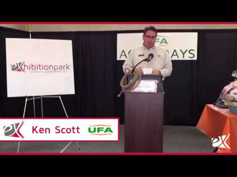 2016 UFA Aggie Days Media Launch | Exhibition Park Lethbridge