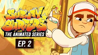 Subway Surfers The Animated Series - Episode 2 - Busted thumbnail