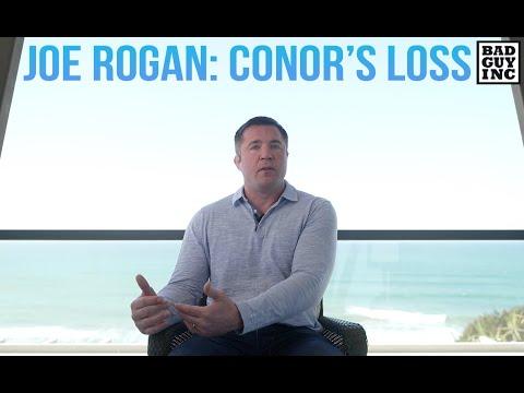 Joe Rogan's theory on why Conor McGregor lost…