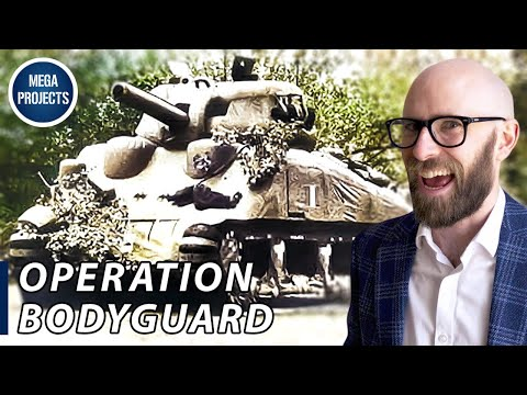 Operation Bodyguard: The Absolutely Crazy (And Successful) Plan to Fool Hitler Before D-Day
