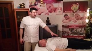 Обучение мануальной  терапии - Правка шеи и постановка Атланта. Ч-1