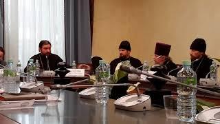 отец Андрей Ткачев на Рождественских Чтениях 26.01.2018