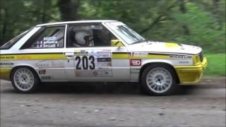 Vid�o Rallye Mauves Plats 2015