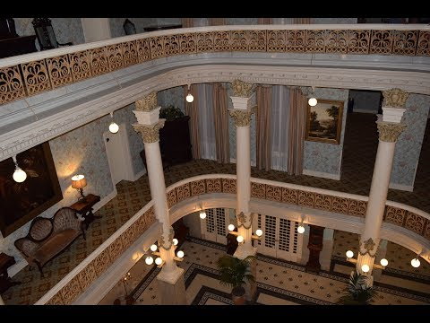 Such Elegance And Class At The Menger Hotel, San Antonio