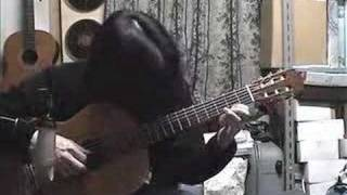 "Fruits Basket ED "" Chiisana Inori "" on guitar"