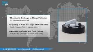 Ubiquiti Instant 802.3af Indoor / Outdoor Adapter Video Review / Unboxing