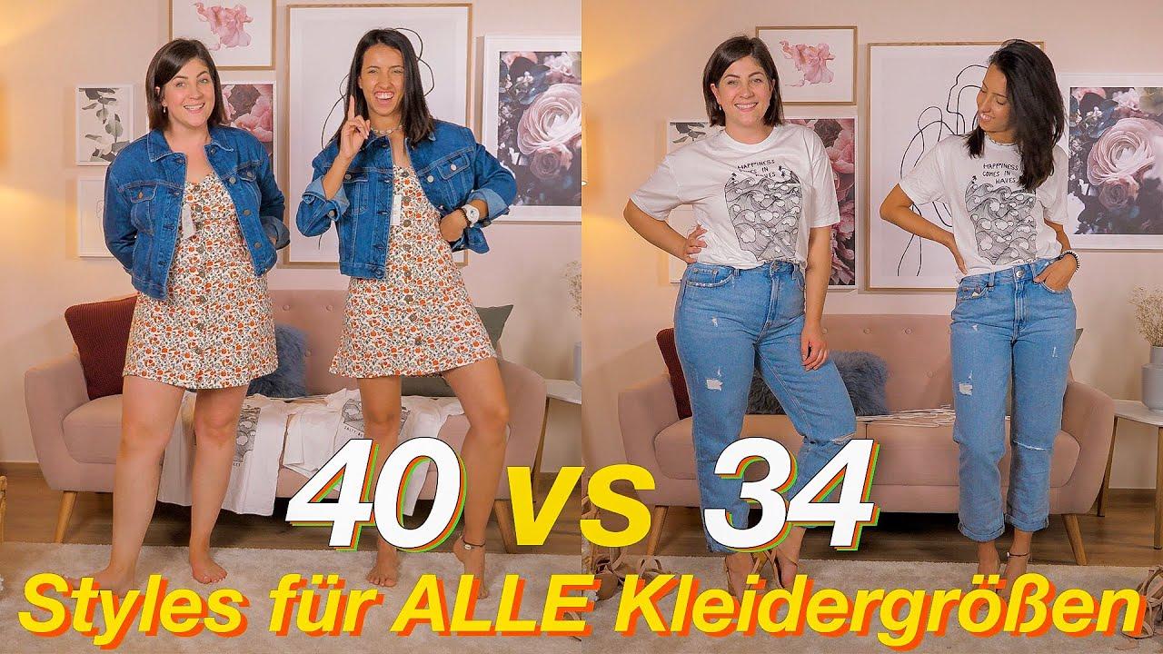 Kleidergröße 40 frau Größe 40: