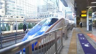 北陸新幹線 はくたか566号 東京行き E7系 2019.06.16