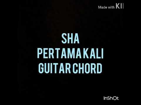 Kord gitar menahan rindu (sha)